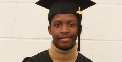 Congratulate Neville HS Graduate, Micah Jones