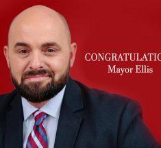Ellis is Monroe's New Mayor