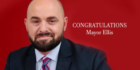 Ellis is Monroe's New Mayor